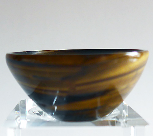 Tiger's Eye Bowl