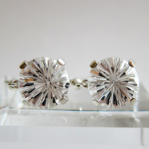 Super Nova Quartz Earrings