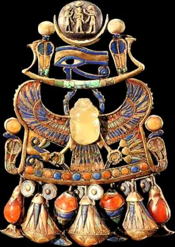 Breastplate of Tutankhamen