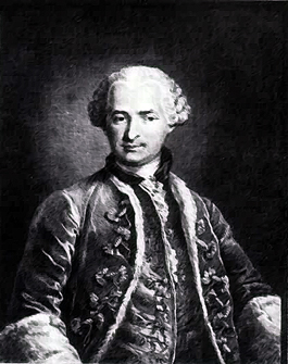 Count St. Germain