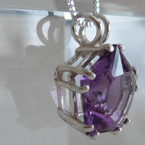 Amethyst Star of Venus