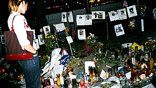 Memorial to All We Lost on 9-11-2001