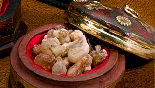 Gold, Frankincense and Myrrh - Companions for overcoming work-related stress?