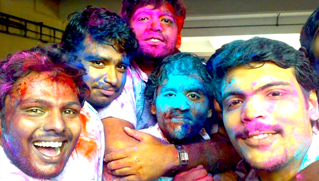 Holi: The Spring Festival of Colors