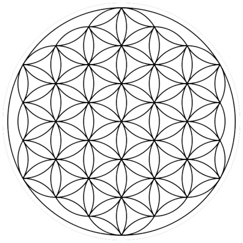 Flower of Life diagram