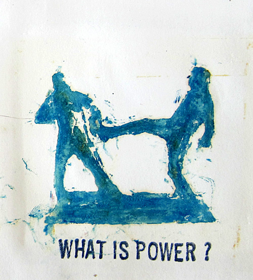 What is Power? by Jane Sherry