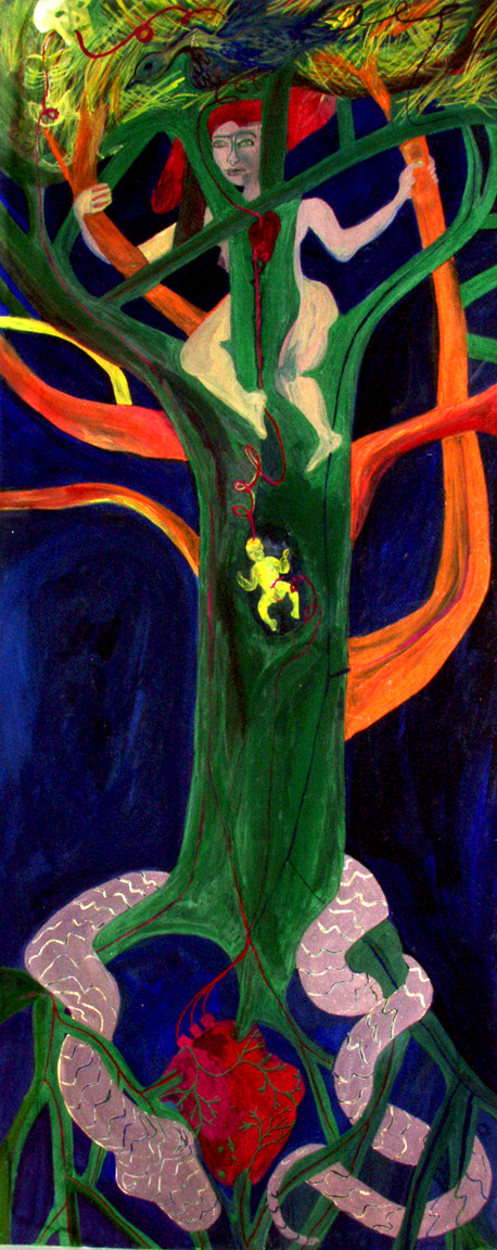 Lilith in the Tree of Life by Jane Sherry