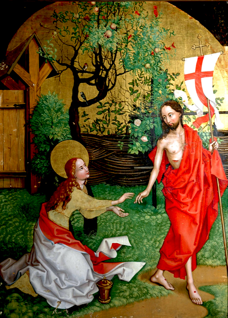 Christ Appears to Mary Magdalene