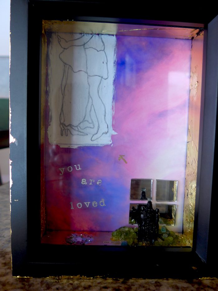 You Are Loved, by Jane Sherry
