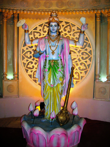 Vishnu, Sustainer of the Universe