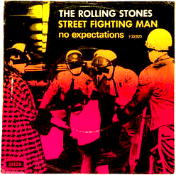 Rolling Stones: Street Fighting Man