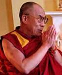 Dalai Lama At the White House, Courtesy of Wikimedia and White House, picture in public domain