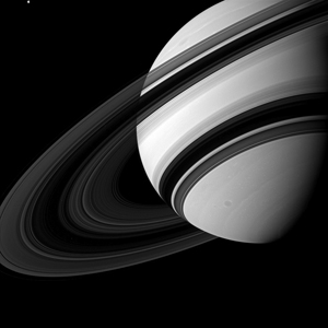 Saturn's Rings courtesy of NASA