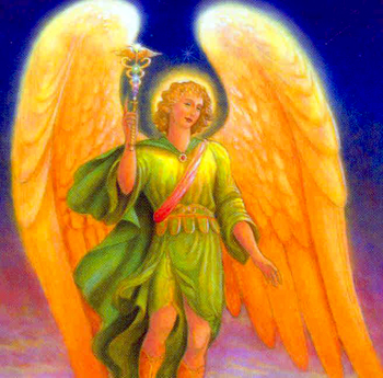 Archangel Raphael, Healer of Souls