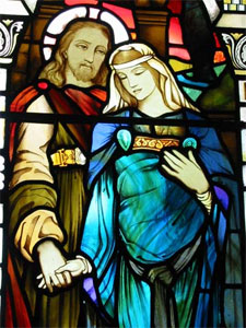Christ and Mary Magdalene