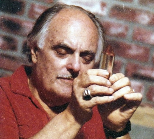 Marcel Vogel Working with Vogel Healing Crystal