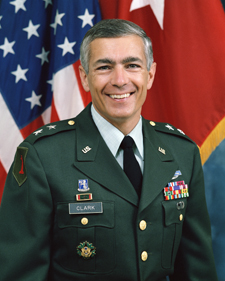 General Wesley Clark, photo courtesy Wikimedia