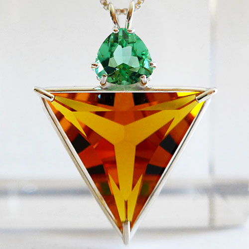 Angelic Star Pendant