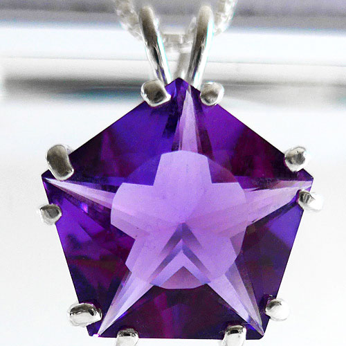 Star of Venus Pendant