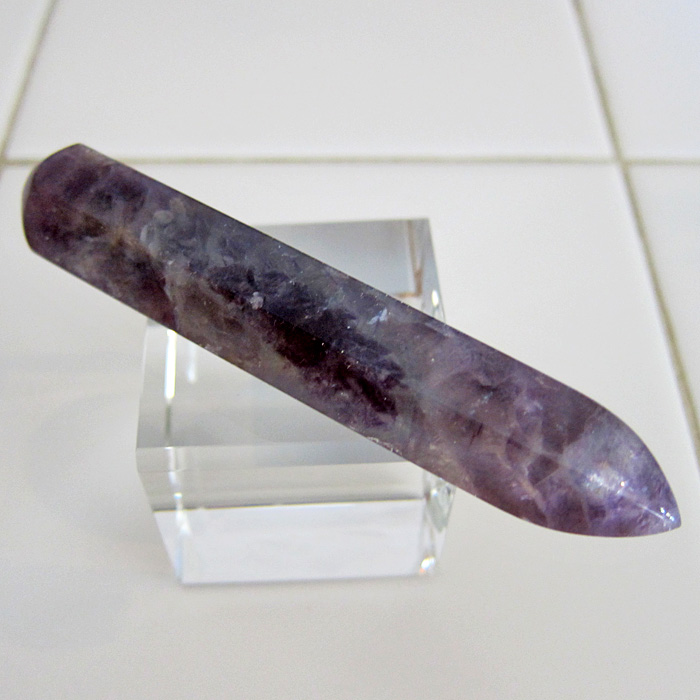 Purple Fluorite Massage Wand