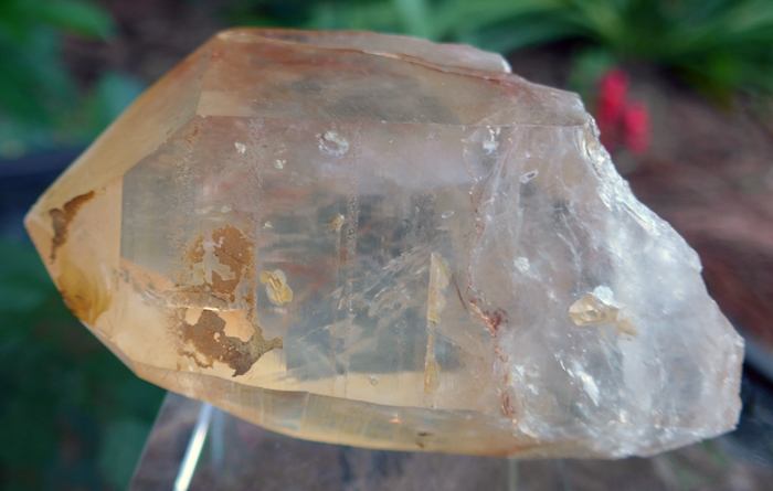 Golden Lemurian Reclining Point