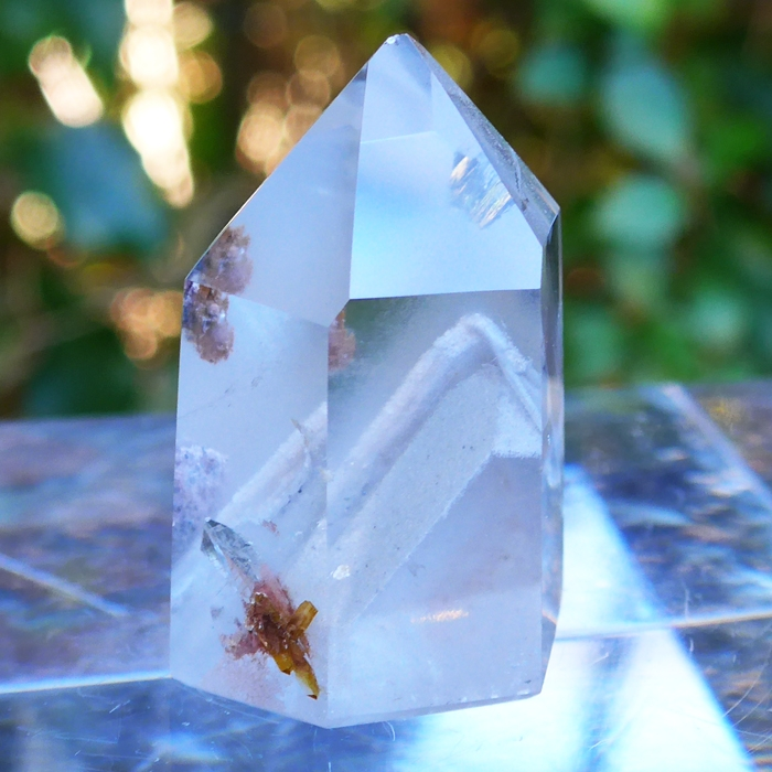 Lovely Phantom Quartz Point