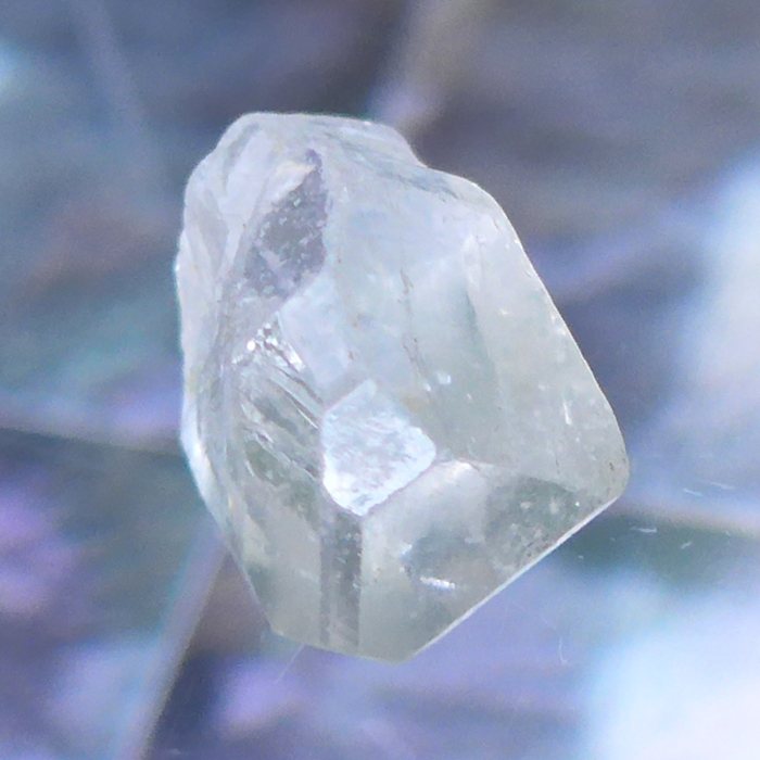 Small Clear Topaz Gemstone