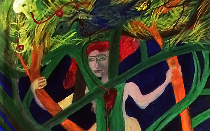 Lilith in the Tree of Life