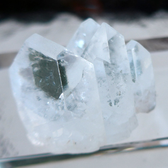 Apophyllite Multi Point Cluster