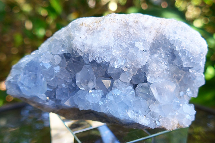 Lovely Druzy Celestite