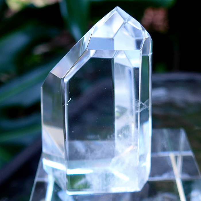 Small John of God Generator Crystal by Lawrence Stoller
