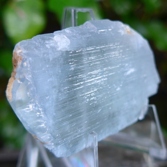 Natural Blue Kunzite Specimen