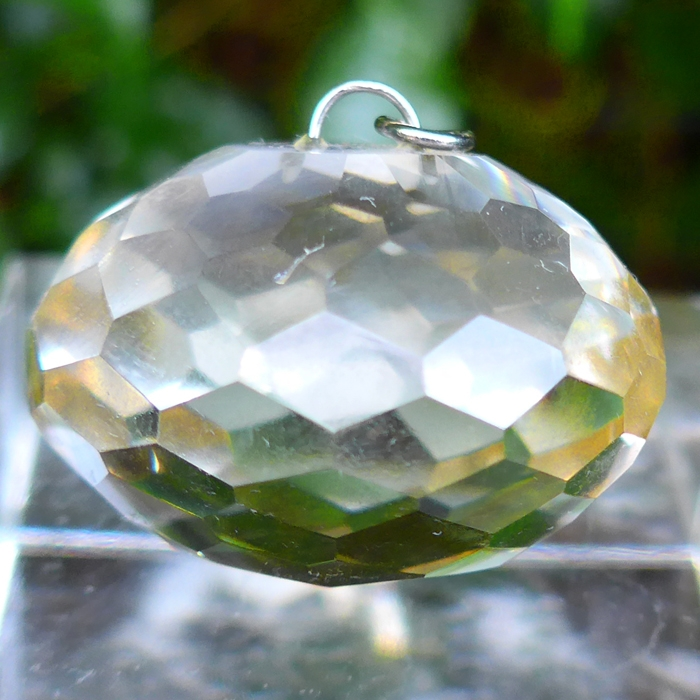 Citrine Feng Shui Crystal by Brian Cook